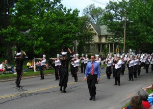 marching band in Tunkhannock PA