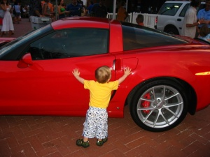 Love of red cars