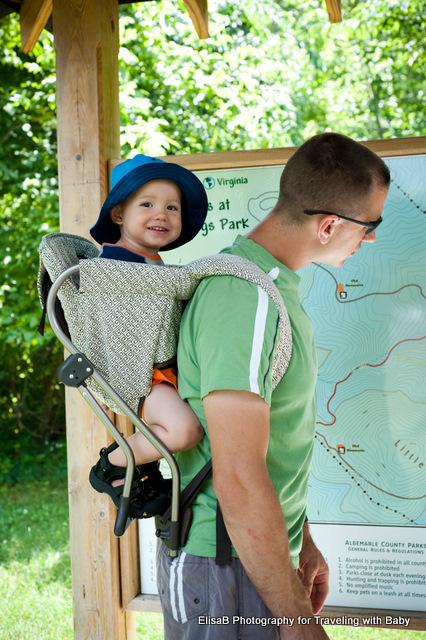 Calvin in Kokopax (Espresso) at Mint Springs Park, Virginia. Photo by Elisa B. Photography.