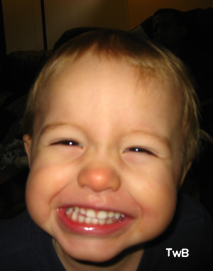 Calvin Smile