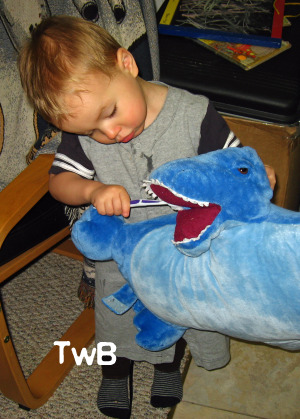 Dino Dental Hygiene TwB