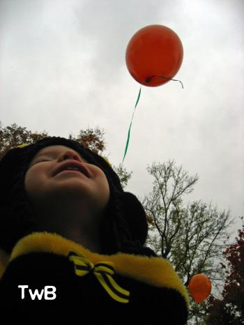 Lawn balloon TwB