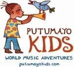 putumayo kids logo