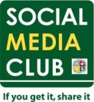 social media club logo