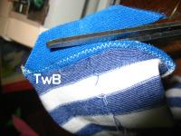 snipping sock TwB